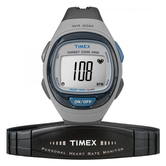 Timex Personal Trainer Heart Rate Monitor Image