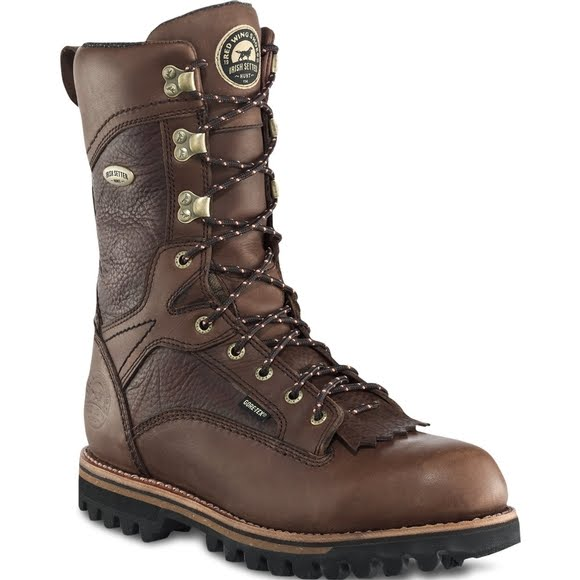 Irish Setter Mens Elk Tracker Non Insulated Hunting Boots