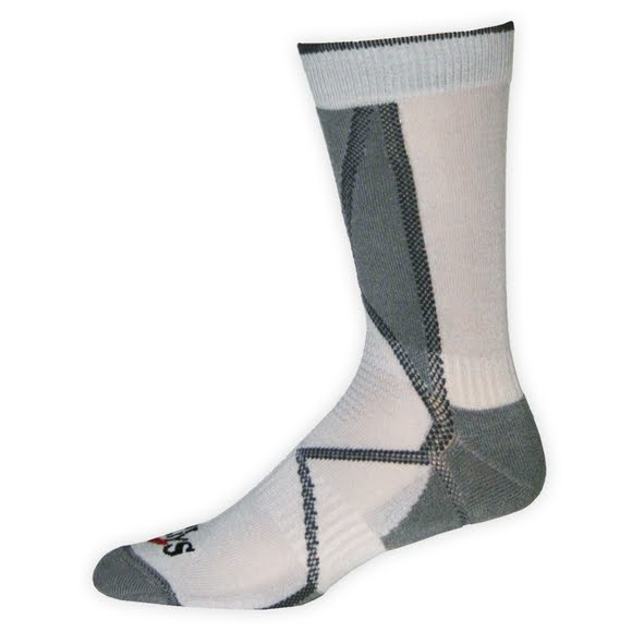 Hot Chillys Men's Low Volume Crew Sock Image