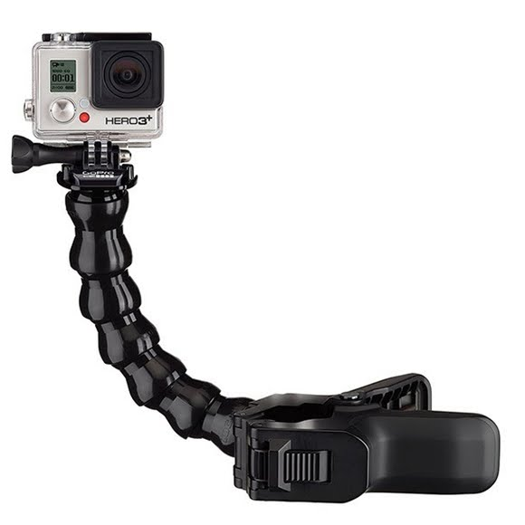 Gopro Jaws Flex Clamp Mount Image