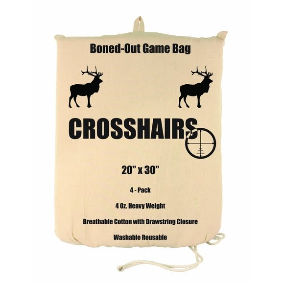 Crosshairs 20x30 in. / 4 oz. Boned-Out Game Bag Image
