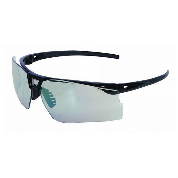 Howard Leight Bayonet Shooting Glasses: Clear Tint Image