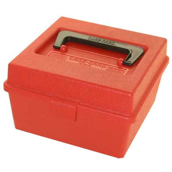 Mtm Case-gard Deluxe R-100 Series Ammo Box Image