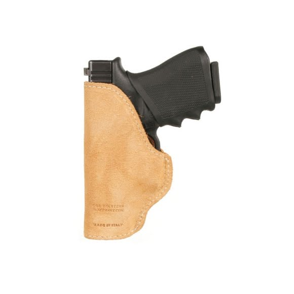 Blackhawk Leather Tuckable Holster for 2 Inch Barrel 5 Shot Revolvers Image