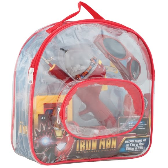 Shakespeare Ironman Backpack Fishing Kit Image