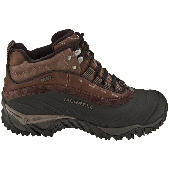 Merrell Mens Isotherm 6 WP Winter Boots