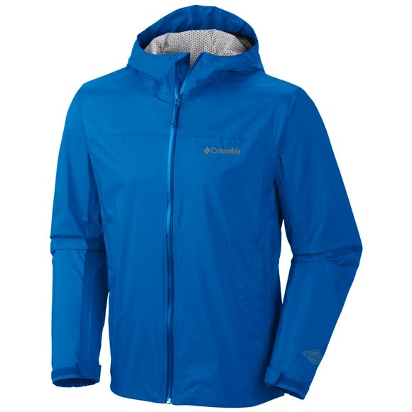 Columbia Men`s Evapouration Jacket Image