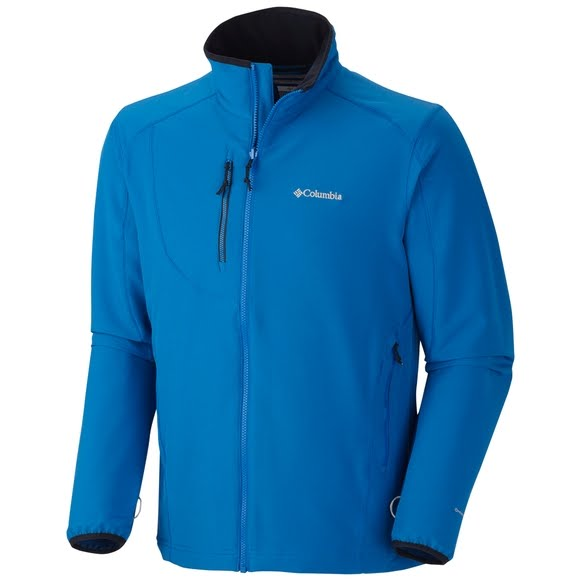 Columbia Men's  Evap-Change Softshell Jacket Image