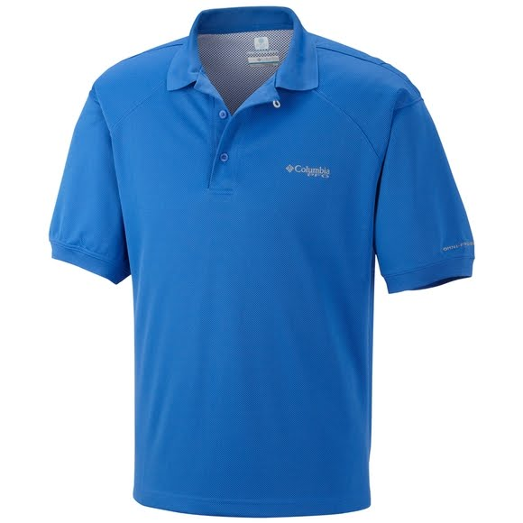 Columbia Men's Perfect Zero Polo Image