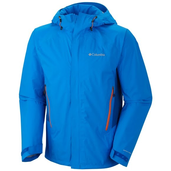 Columbia Men's Pour Osity Stretch Jacket Image