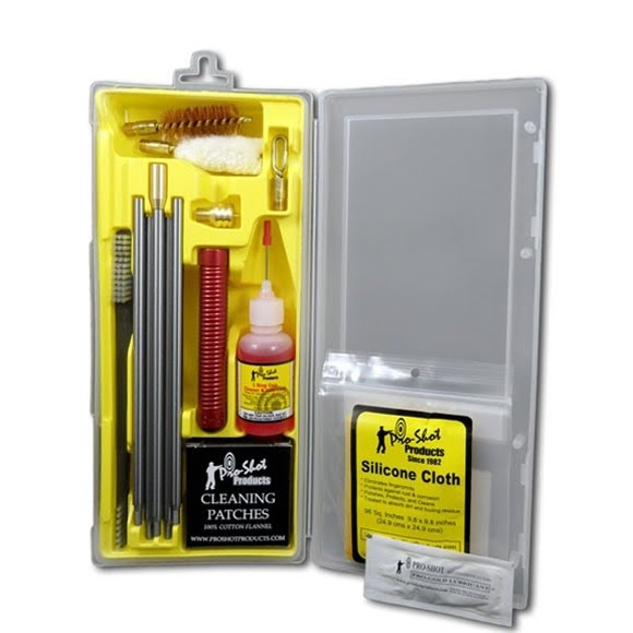 Pro-shot Classic Box 20 Gauge Shotgun Cleaning Kit Image