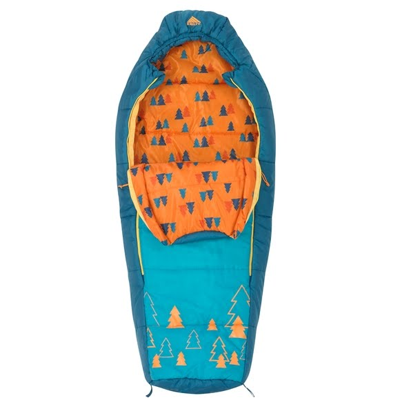 Kelty Boys Youth Woobie 30 Degree Sleeping Bag Image