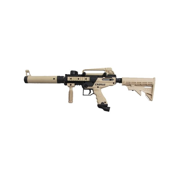 Tippmann Cronus Tactical Semi-Automatic .68 Caliber Paintball Marker Image