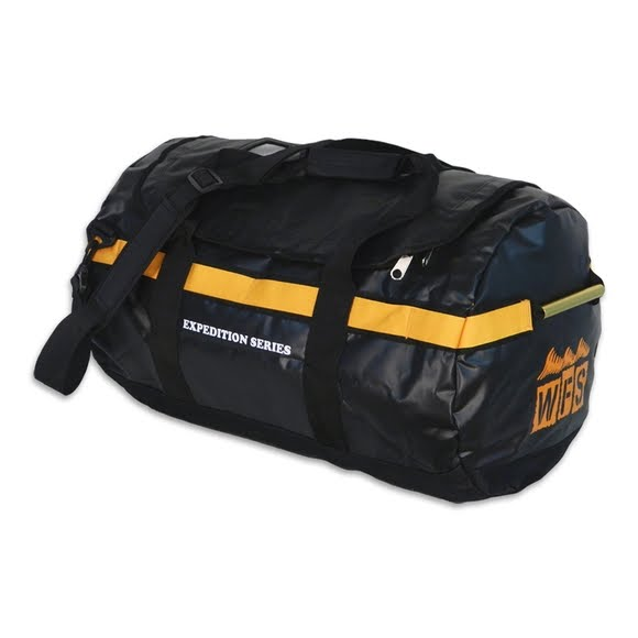 World Famous Expedition Series 70L Tarpaulin Duffel Image