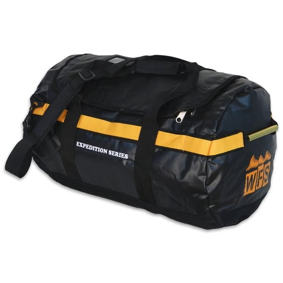 World Famous Expedition Series 90L Tarpaulin Duffel Image