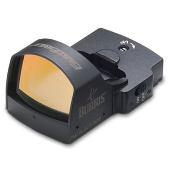 Burris Fast Fire Red Dot Scope With Picatinny Mount 4 Moa Dot