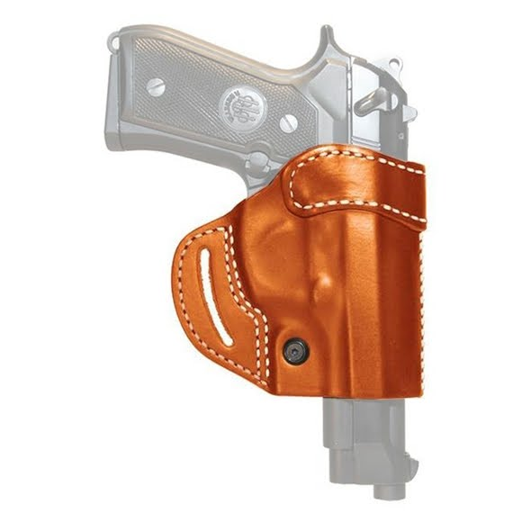 Blackhawk Compact Askins Leather Concealment Holster (Glock 17) Image