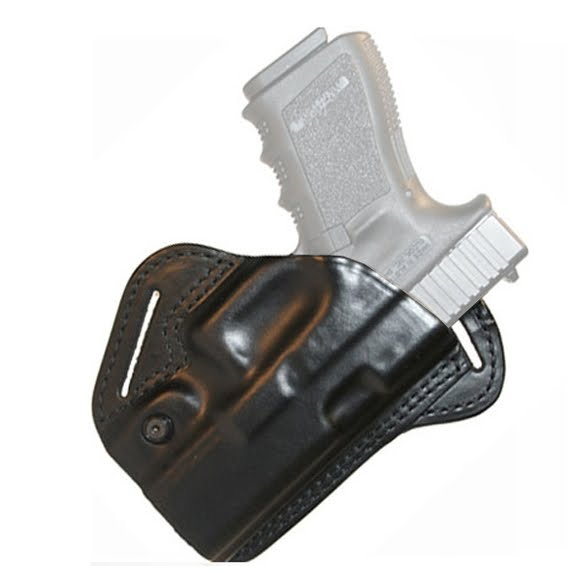 Blackhawk Check-Six Leather Concealment Holster (Glock 17) Image