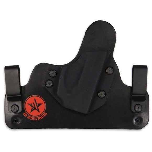 Old Faithful Holsters Stealth-Tuck Hip Holster IWB Concealed Carry Holster (Ruger LCP with Laser Max) Image