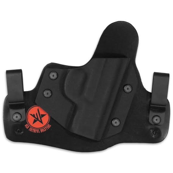 Old Faithful Holsters Stealth-Tuck Hip Holster IWB Concealed Carry Holster (Ruger SR9c) Image