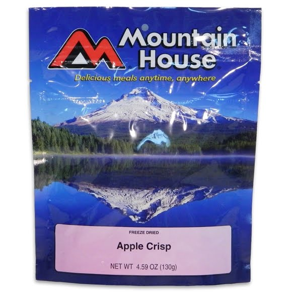Mountain House Apple Crisp (Serves 4) Image