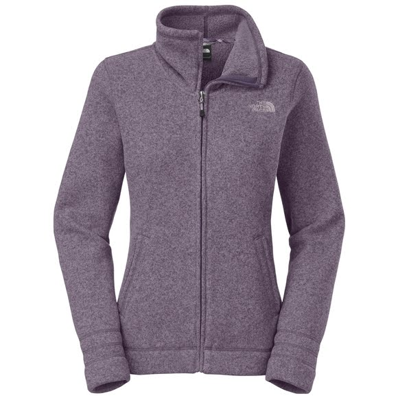 6c12ad059 The North Face Women's Crescent Sunset Full ZIp Hoodie