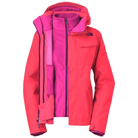 cb4cd0882 The North Face Women's Helata Triclimate Jacket