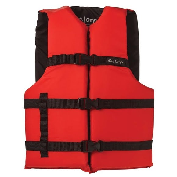 Onyx Adult L/3XL General Purpose PFD Vest Image