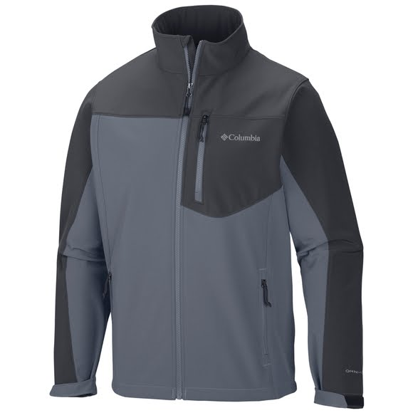 Columbia Men's Prime Peak Softshell Jacket Image