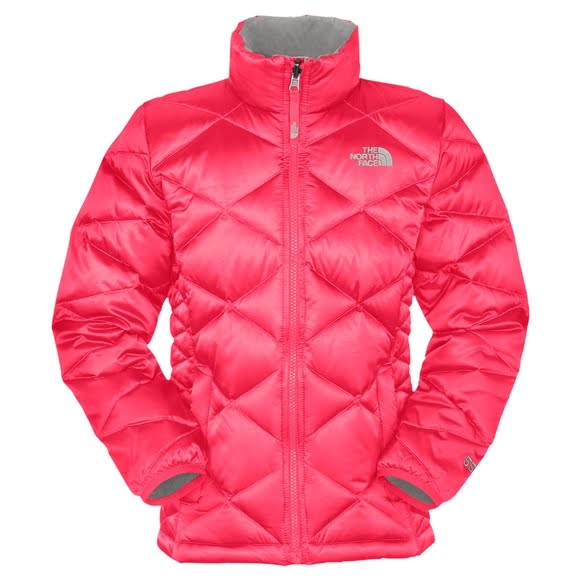 c1f805578 The North Face Girls Youth Aconcagua Jacket