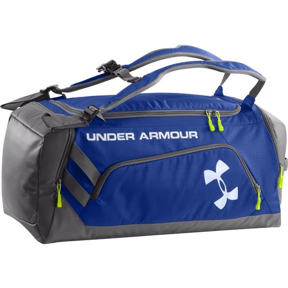 efecb6fec43 Under Armour Contain Storm Backpack Duffel Image