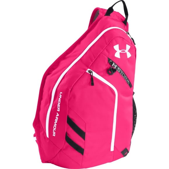 online store ec0b8 27a56 Under Armour Compel Storm Sling Pack Image
