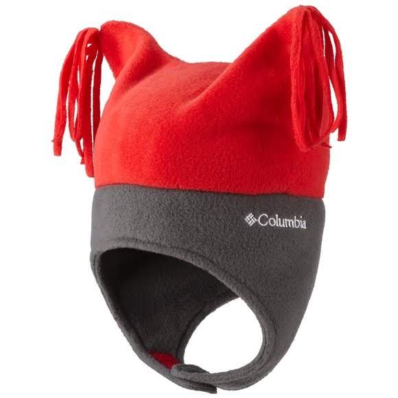 Columbia Infant Pigtail Earflap Hat Image