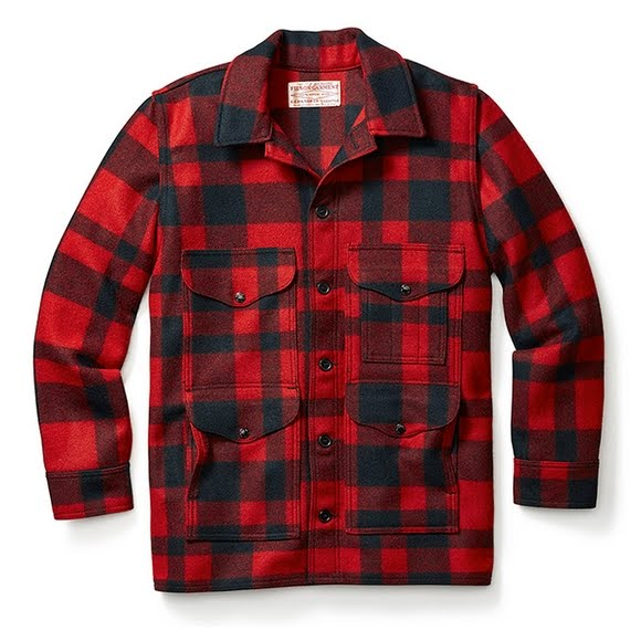 Filson Mackinaw Cruiser Jacket Image