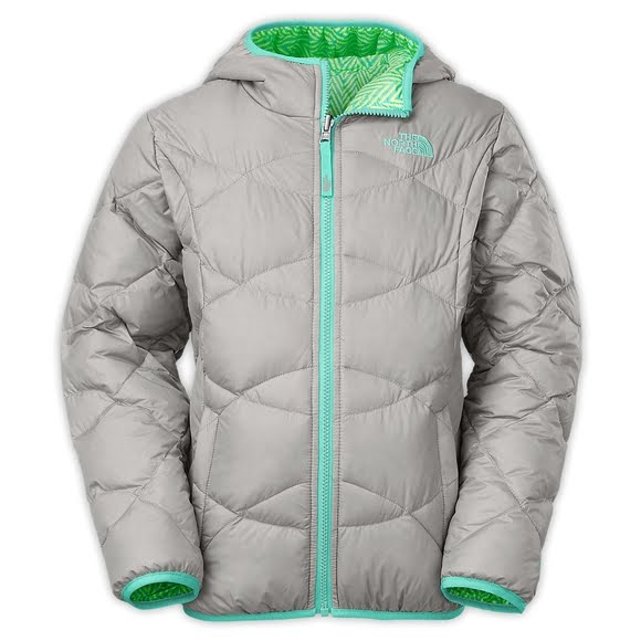 ac7bd0327 The North Face Girl's Youth Moondoggy Jacket