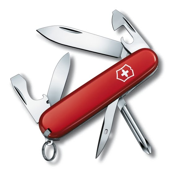Swiss Army Small Tinker Multi-Tool Image