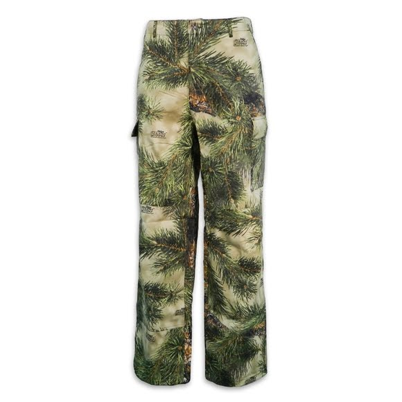 World Famous 6 Pocket Ghost Camo Cargo Pants Image