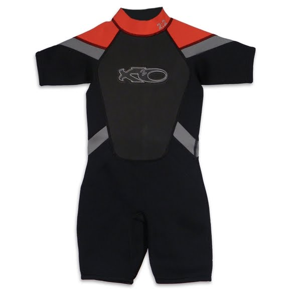 X2o Boys Youth Spring Shorty 2x2mm Wetsuit Image