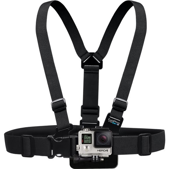 Gopro Chesty Mount Chest Harness Image