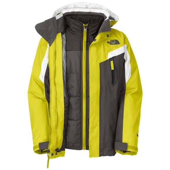 583188508061 The North Face Youth Boys Boundary Triclimate Jacket Image