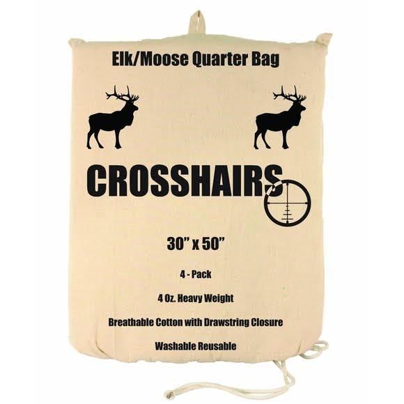 Crosshairs Elk/Moose 30x50'' Quarter Bag (4-Pack) Image