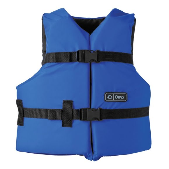 Onyx Youth Universal General Purpose PFD Vest Image