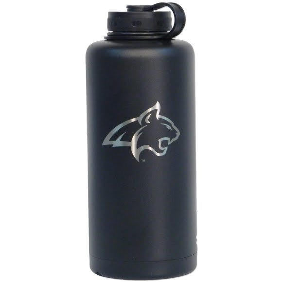 Lifeline 64 oz Growler with Bobcat Logo Image