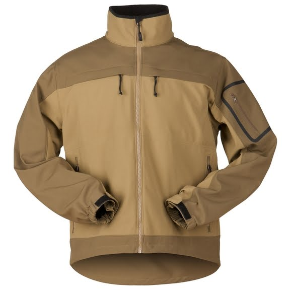5.11 Tactical Chamelon Softshell Jacket Image