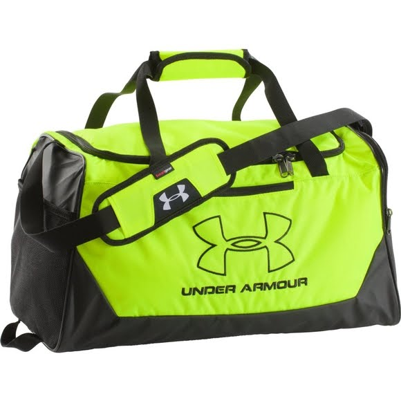 Under Armour Hustle-R Small Duffle Image