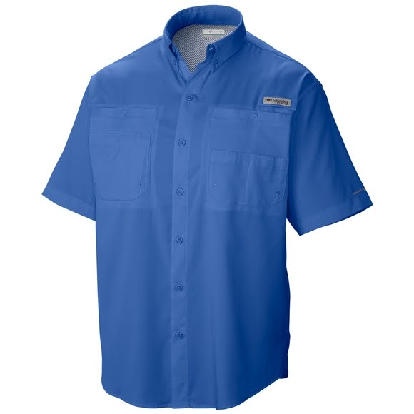 0b6eb5931 Columbia Men's PFG Tamiami II Short Sleeve Shirt Image