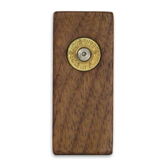 11 Outdoors .300 MAG Winchester Handcrafted Money Clip Image