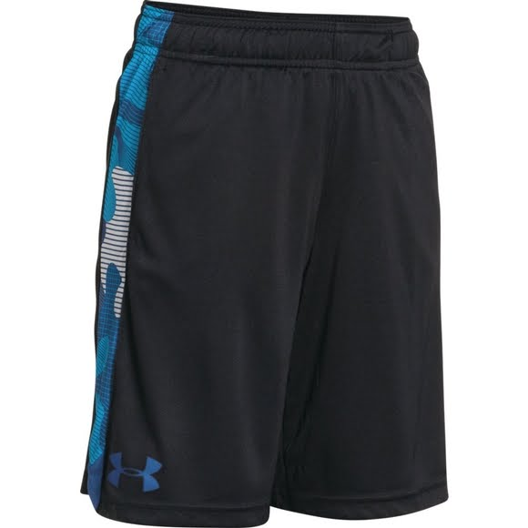 Under Armour Boy's Youth Eliminator Printed Short Image