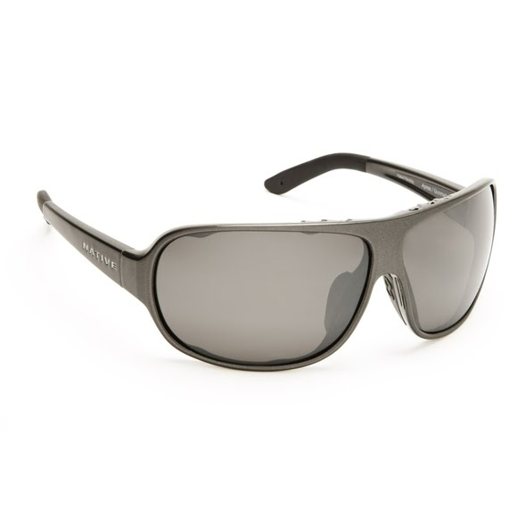 Native Eyewear Apres Sunglasses (Gunmetal/Polarized Silver Reflex) Image