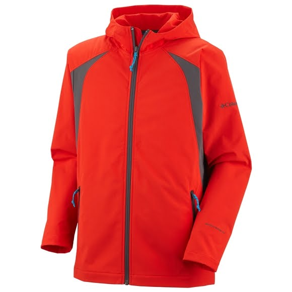 Columbia Boys Youth Glacier Tech Softshell Image